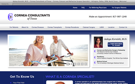 Cornea Consultants of Texas
